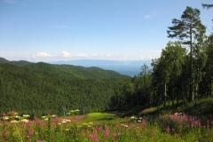 Падь Крестовая - Отдых в Листвянке