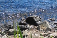 Прибрежные камни - Отдых на Байкале