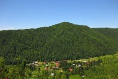 Падь Крестовая - Туризм на Байкале