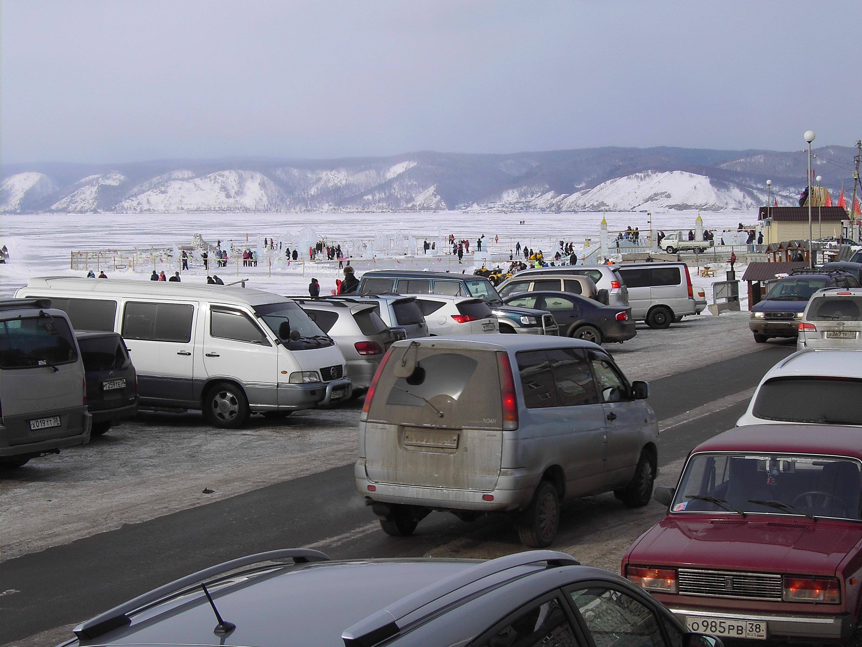 Новый год. Отдых на Байкале зимой