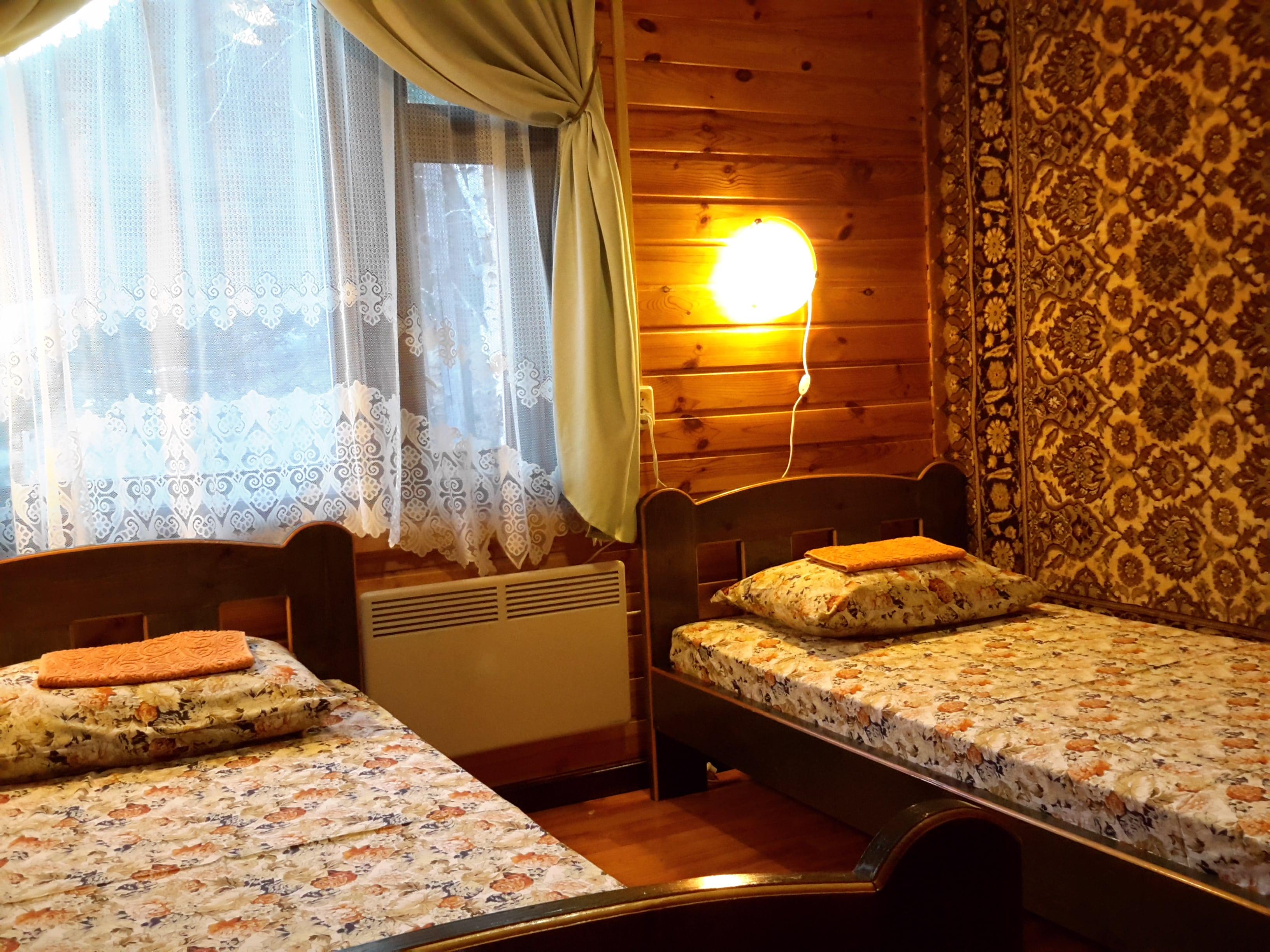 Комната 3-Дом на Байкале